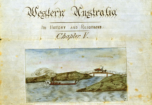 an introduction to the history of western australia Home family history  an introduction to finding stories at the library ships & passengers  ©2018 state library of western australia content of this website .